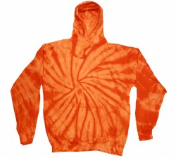 Tie Dye Pull Over Hoodies