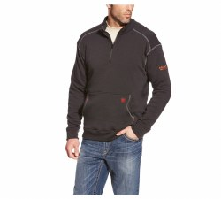 Men's Fire Resistant Polartec 1/4 Zip Fleece