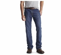 Men's Fire Resistant M4 Workhorse Denim Flint Pant