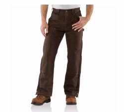 Men's Sandstone Waist Overall/Quilt Lined