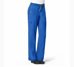 Women's Cross Flex Utility Boot Cut Scrub Pant
