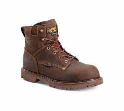 Men's 6-inch Waterproof Insulated Composite Toe Work Boot