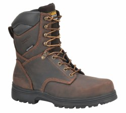 Men's 8-inch Steel Toe Waterproof Insulated Work Boot