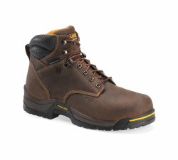 Men's 6-inch Waterproof 400G Insulated Broad Composite Toe Work Boot