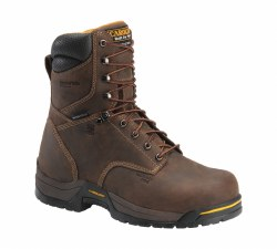 Men's 8-inch Waterproof 600G Insulated Broad Composite Toe Work Boot