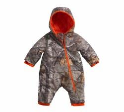 Boy's Camo Snowsuit
