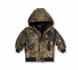 Boys' Infant/Toddler Realtree Xtra Camo Active Jacket