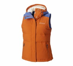 Winter Challenger Hooded Vest