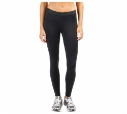 AL8080 WOMENS HEAVYWIGHT TIGHT Black L/R