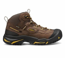 BRADDOCK WATERPROOF STEEL TOE BOOT 10.5EE