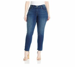 Women's 311 Shapping Skinny Jeans-Plus Size