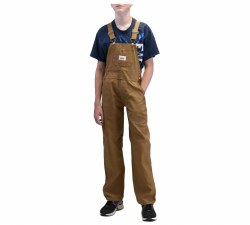 Boys Made in USA Duck Bib Overall
