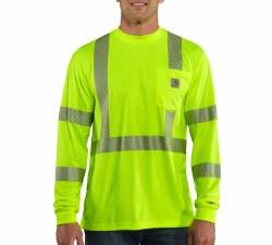 Men's HV Force Long-Sleeve Class 3 T-Shirt
