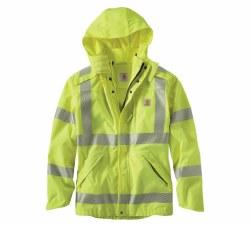 Men's HV Class 3 Waterproof Jacket