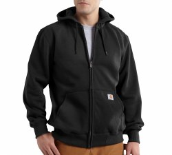 Men's RD Paxton HW Hooded Zip-Front Sweatshirt