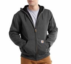 Men's RD Rutland Thermal-Lined Hooded Zip-Front Sweatshirt