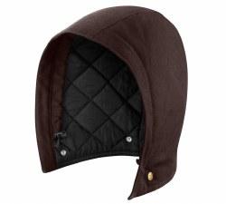 Men's Quilt Lined Sandstone Hood