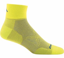 Men's Coolmax Vertex 1/4 Sock Ultra-Light Cushion
