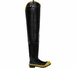 "Men's Economy Hip Boot 32"" Steel Toe"