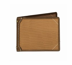 Canvas Passcase Wallet