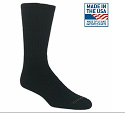 Men's 3-pack Work Wear Cushioned Crew Sock