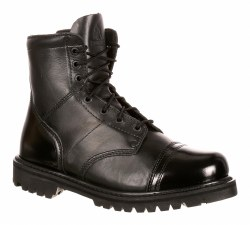 Men's Side Zipper Jump Boot