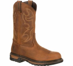 Men's Original Ride Branson Steel Toe Western Boots