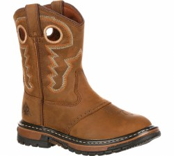Kids' Original Ride Western Boot