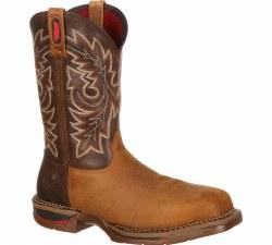 Men's Long Range Carbon Fiber Toe Western Boot