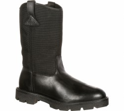 Men's Warden Pull-On Wellington Duty Boot