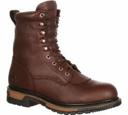 Men's Original Ride Steel Toe Waterproof Lacer Western Boot