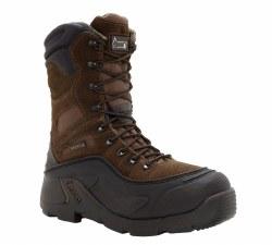 Men's Blizzardstalker Steel Toe Waterproof 1200G Insulated Work Boot