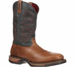 Men's Long Range Waterproof Western Boot