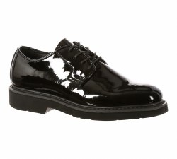 Men's High-Gloss Dress Leather Oxford Shoe