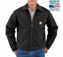 Men's Duck Detroit Jacket/Blanket Lined