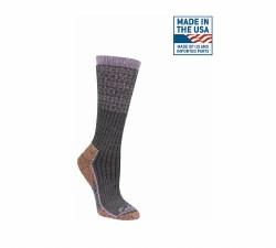 Women's Force Copper Work Crew Sock Medium
