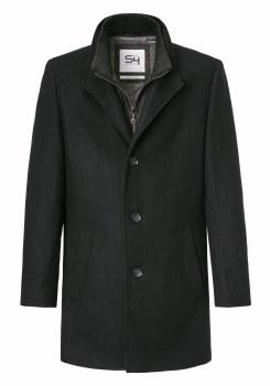 S4 North Mile Wool Coat 38  Navy