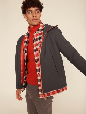 Aigle Alosi Waterproof Jacket M Pavement