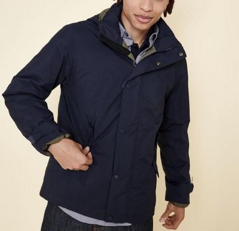 Aigle Durizi Insulated Jacket M Navy