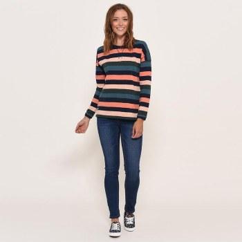 Brakeburn Stripe Sweater 10 Multi
