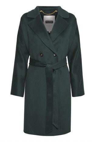 Part Two Misty Coat 18 Green