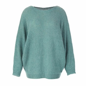 Riverwoods Batwing Jumper XL Artic Green