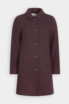 Seasalt Wood Cabin Coat 12 Rye
