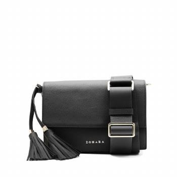 Zohara Rush Shoulder Bag Black