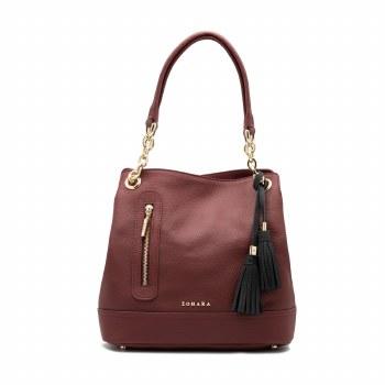 Zohara Camden Handbag Winter Berry