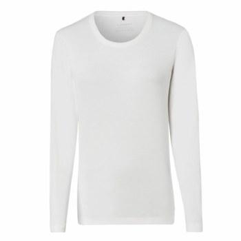 Olsen Basic Long Sleeved Top 12 Off White