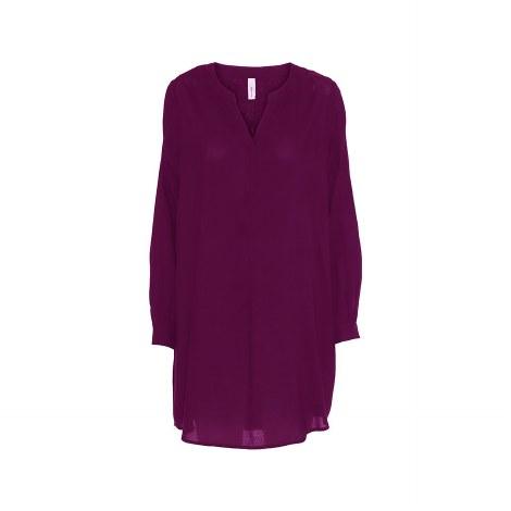 Soya Concept Shirt Dress 16 Fuschia