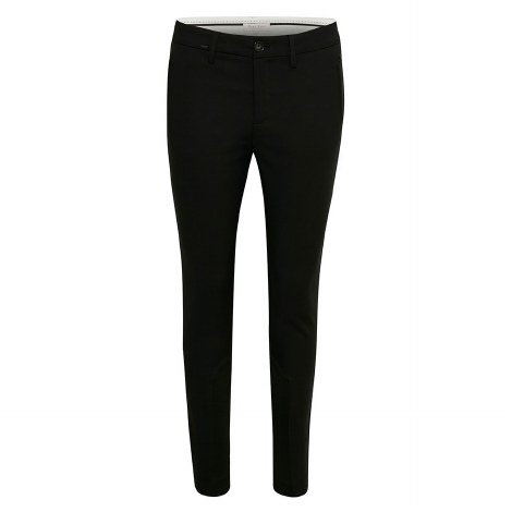 Part Two Naggie Slim Trousers 8 Black