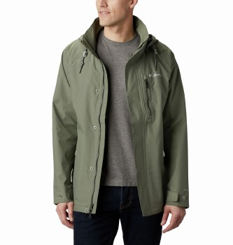 Columbia Good Ways Jacket XL Cypress Heather