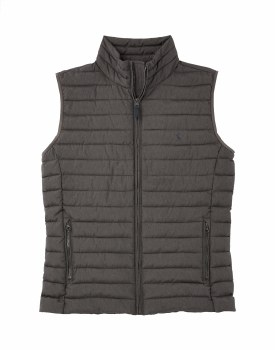 Joules Go To Gilet M Grey Metal